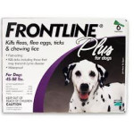 Flea and Tick for Dogs Topical Treatment Comparison- Advantage II vs Frontline Plus vs Advantix II