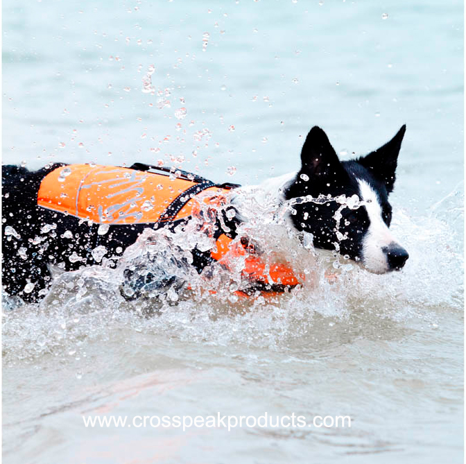 Hurtta Performance Dog Life Jacket for Active Dogs