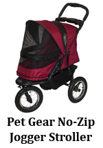 Pet-Gear-No-Zip-Jogger-Stroller