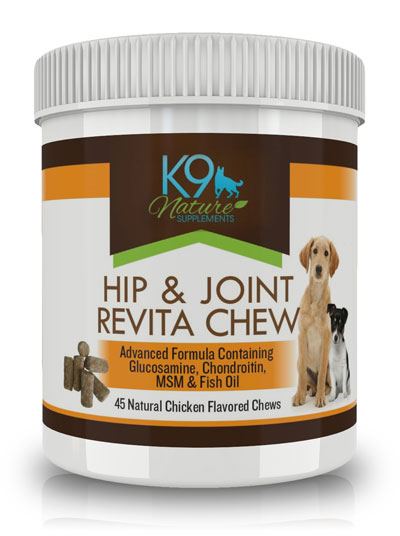 Best Glucosamine for Dogs: A Review of Revita Soft Chews